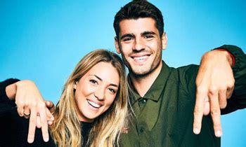Alvaro Morata y Alice Campello revelan el nombre de sus ...