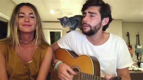 Alvaro Soler and Sofía Ellar performing together   YouTube