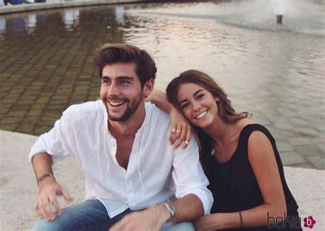 Álvaro Soler con Sofía Ellar celebrarando San Valentín ...