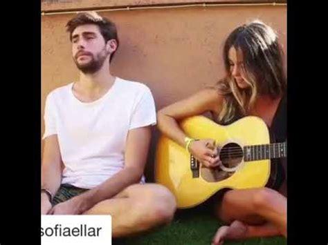 Alvaro Soler&Sofía Ellar #cover   YouTube