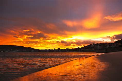 Amaneceres | fotos de Rincones de Donostia