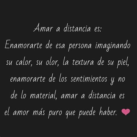 Amar en la distancia | Amar a distancia, Sentimientos y ...