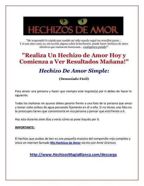 Amarres de amor caseros y efectivos   hechizos de amor