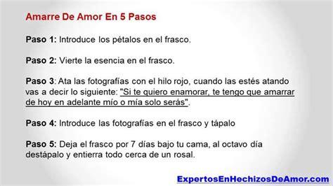 Amarres De Amor Con Fotos En 5 Pasos   YouTube