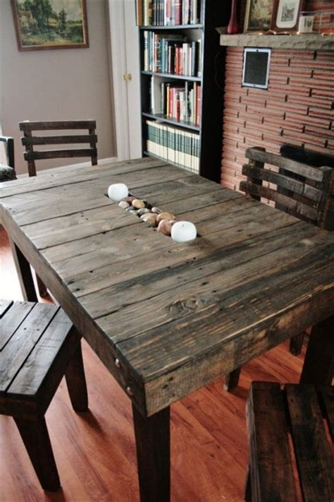 Amazing and Inexpensive DIY Wooden Pallet Furniture Ideas ...