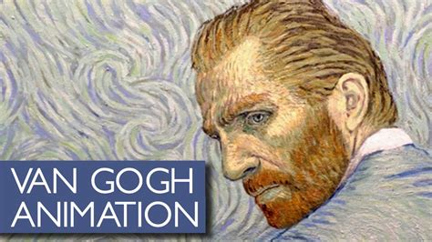 Amazing Animation Celebrates Van Gogh   YouTube
