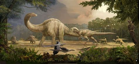Amazing Cultures: 2. Dinosaurs of the Jurassic Period