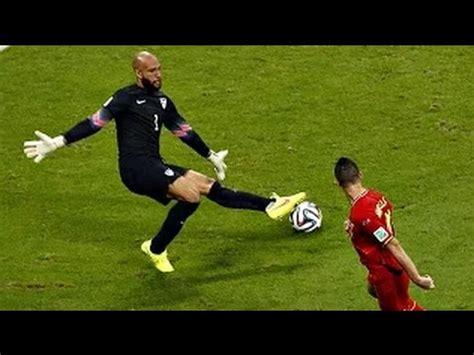 Amazing Goalkeeper Saves Ever    The best Goalkeeper in ...