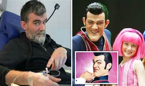 AMAZING STORIES AROUND THE WORLD:  LazyTown  Actor Stefan ...