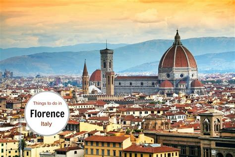 Amazing Things to Do in Florence, Italy  Insider s tips