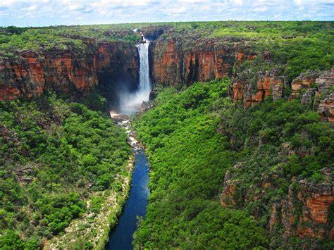 Amazing Waterfall of Kakadu National Park in Australia ...