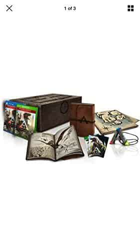 Amazon.com: Ark Survival Evolved Limited collectors ...