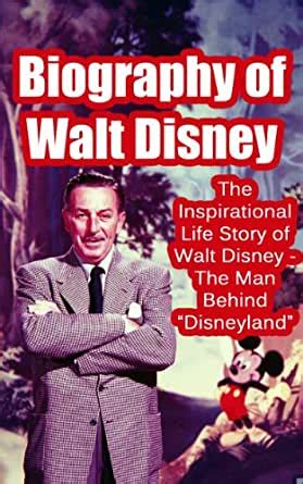 Amazon.com: Biography of Walt Disney: The Inspirational ...