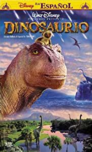 Amazon.com: Dinosaurio  Dinosaur   Spanish dubbed edition ...