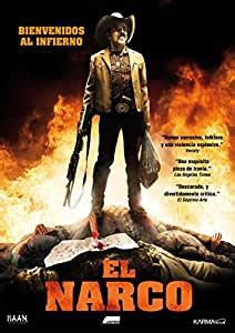 Amazon.com: El Narco  Import Movie   European Format ...