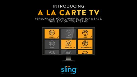 Amazon.com: Sling Television   A La Carte TV: Appstore for ...