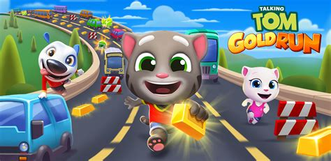 Amazon.com: Talking Tom Gold Run: Appstore for Android