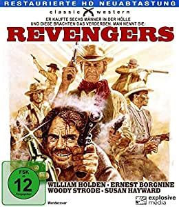Amazon.com: The Revengers  1972    Los Vengadores   [ Blu ...