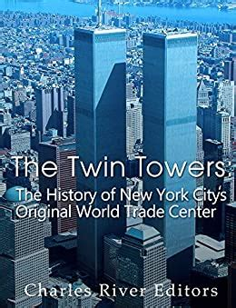 Amazon.com: The Twin Towers: The History of New York City ...