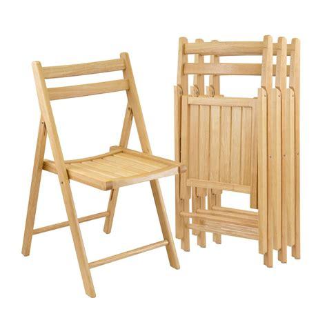 Amazon.com   Winsome Robin 4 PC Folding Chair Set   Parent ...