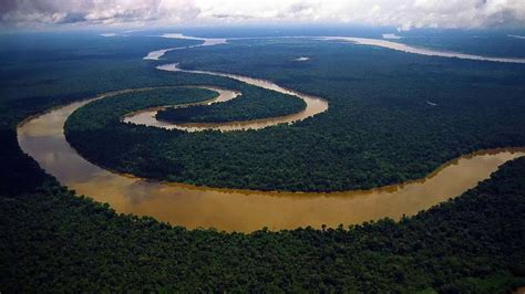 Amazon River Facts   YouTube