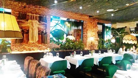 Amazónico, comer en la selva en Jorge JuanTe Veo en Madrid ...