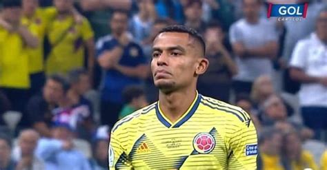 Amenazan de muerte a jugador colombiano que falló penal