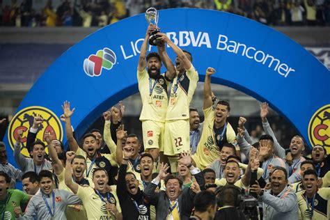 ¡América, Campeón del Apertura 2018 Liga MX!
