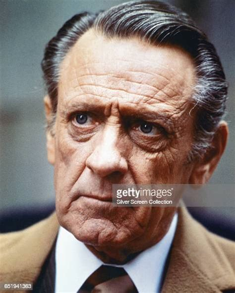 American actor William Holden , as Richard Thorn in the ...