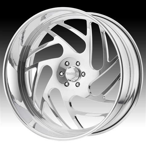American Racing VF517 Polished Forged Custom Wheels ...
