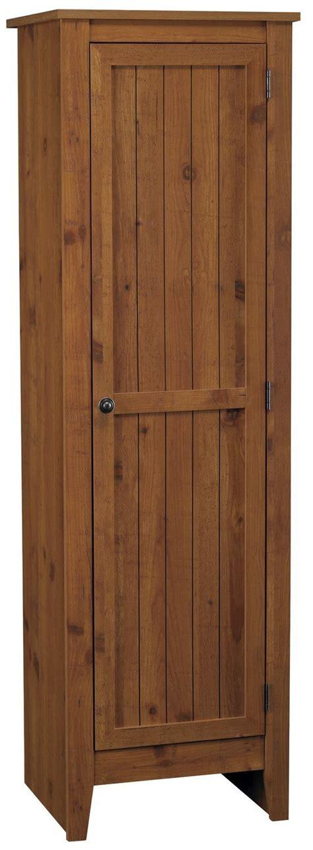 Ameriwood SystemBuild Milford Single Door Storage Pantry ...