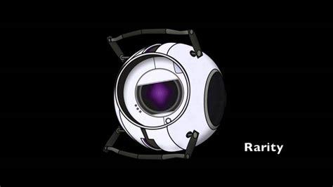 [AMIkuChanVA] My Little Portal   Rarity audition   YouTube