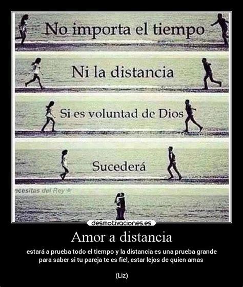 Amor a distancia | Desmotivaciones