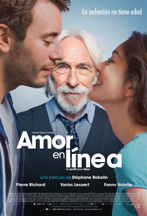 Amor en línea   SensaCine.com.mx