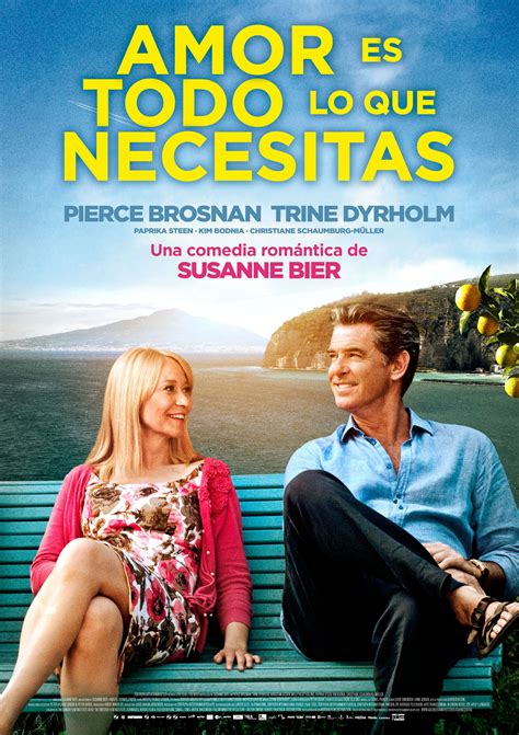 Amor es todo lo que necesitas   Comedias románticas ...