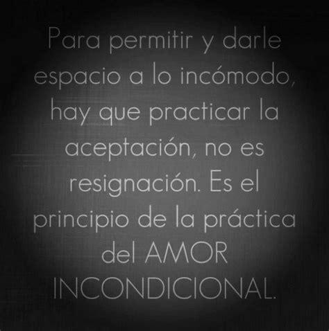 amor incondicional   Frases motivacionales, Citas ...