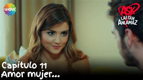 Amor mujer... | Amor Sin Palabras Capitulo 11   YouTube