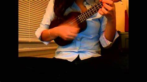 Amor sin fin.  Adanowsky  ukulele cover    YouTube