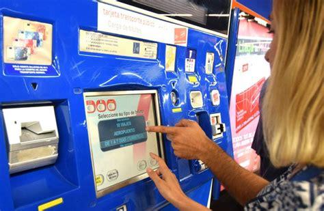 Ampa IES Antonio Machado: ¿Cómo funciona la tarjeta MULTI ...
