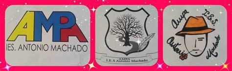 Ampa IES Antonio Machado: Ya tenemos Logo para nuestro AMPA