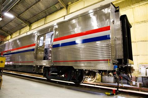 Amtrak is bringing 130 new single level long distance cars ...