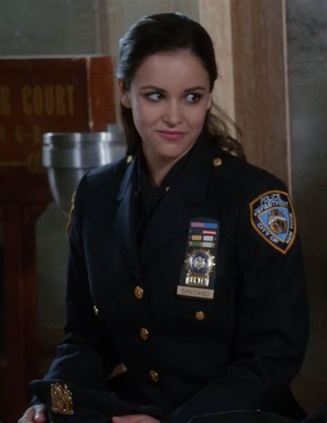 Amy Santiago | Police characters | Brooklyn nine nine, Amy ...