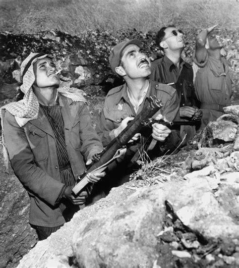 An Arab soldier in the First Arab–Israeli War  1948 ...