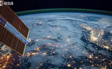An Astronaut s View of Earth: Stunning Timelapse of Our ...