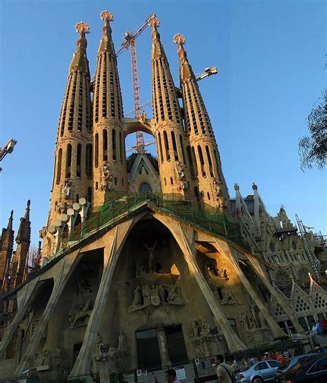 An old church in Barcelona Spain they still hadn t ...
