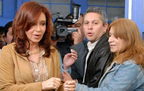 An out of plan shock bomb goes off in Cristina Fernandez ...