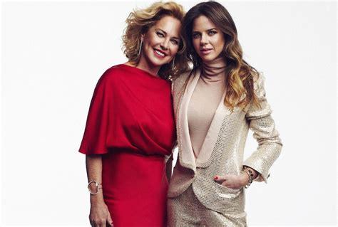 Ana Rodríguez y Amelia Bono se dedican un lujoso posado   Chic