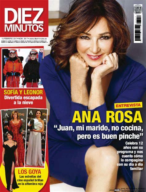 Ana Rosa está de aniversario – iRevista.es