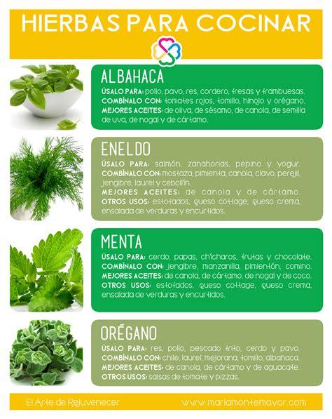 ¡Añade estas deliciosas hierbas aromáticas al momento de ...