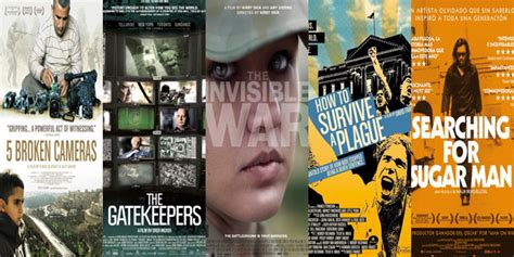 Análisis de Categorías: Mejor película documental ...